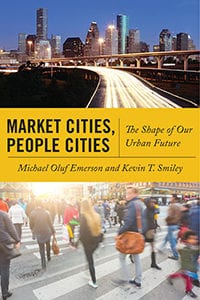 Book Cover of Market Cities, People Cities