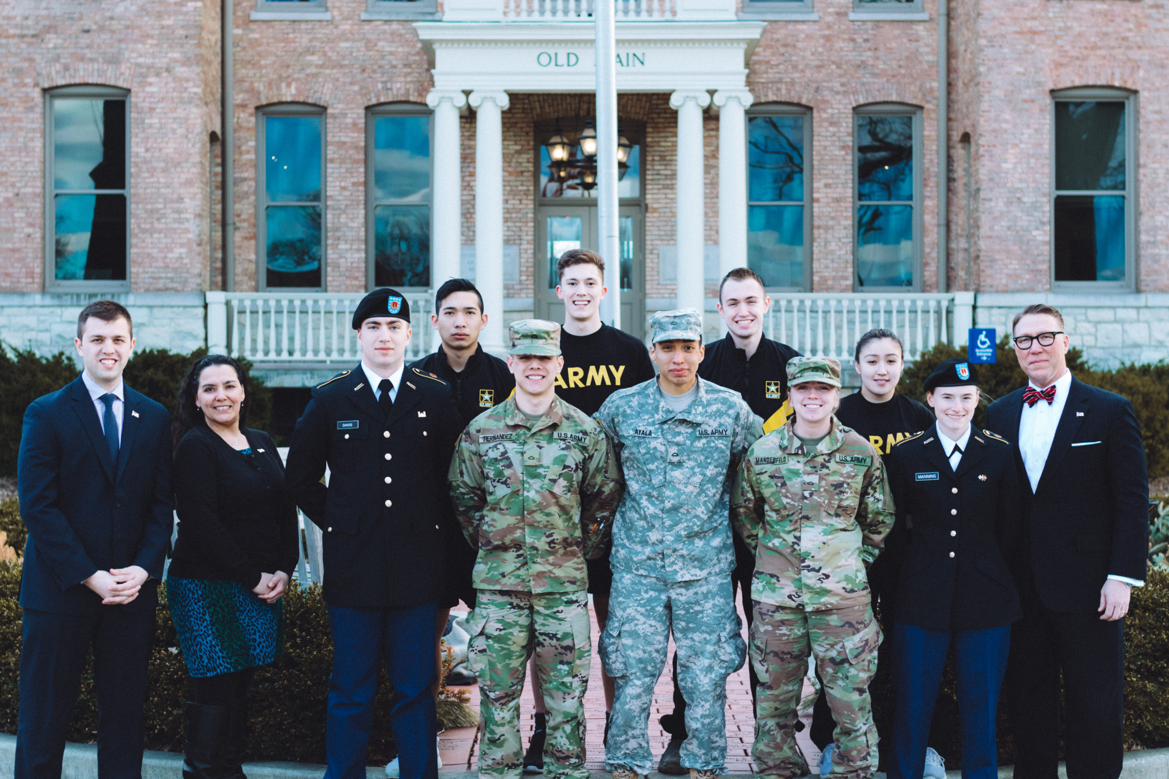 Military and Veteran Students at North Park featured image background