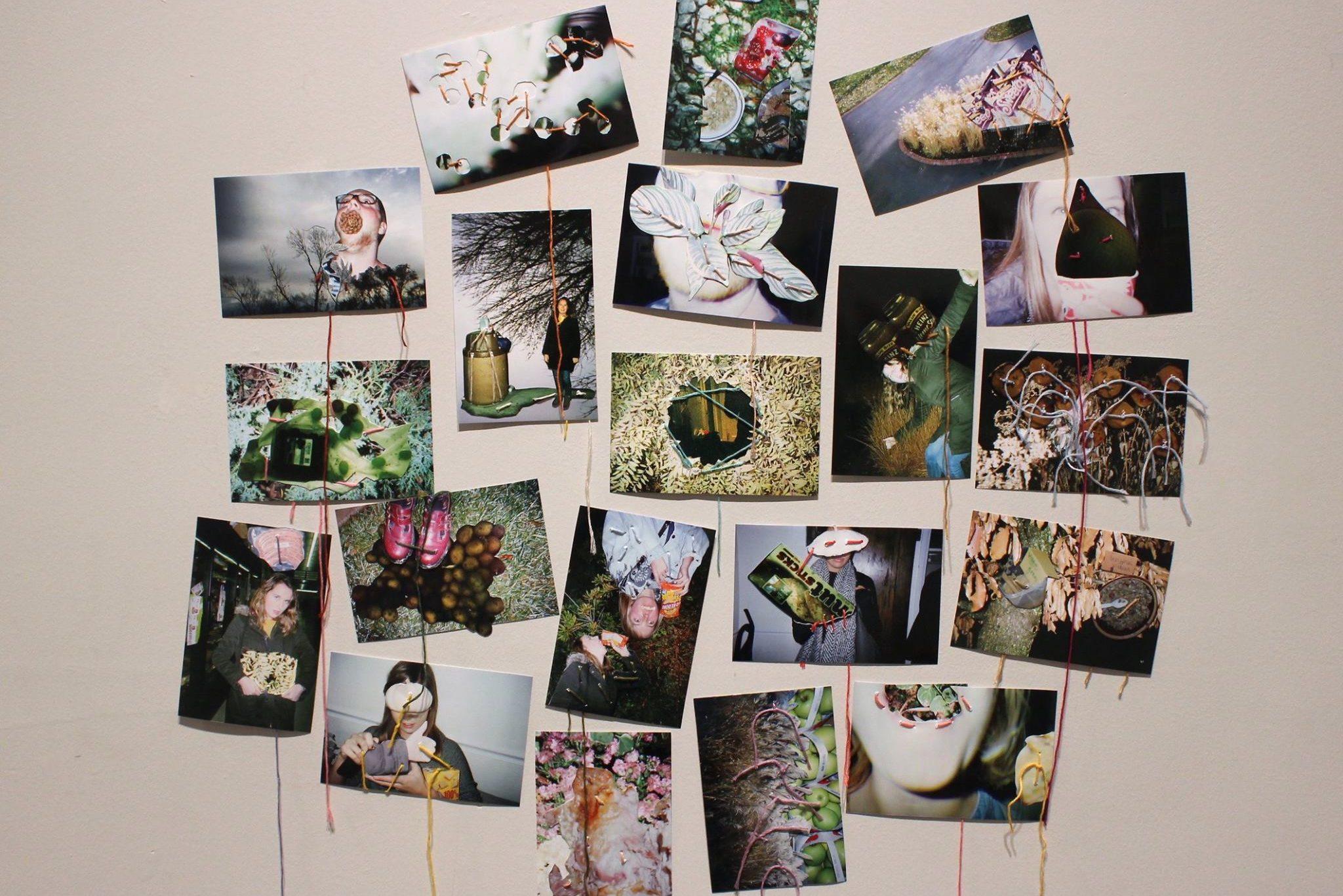 Tatum Hendrickson - Senior Exhibition