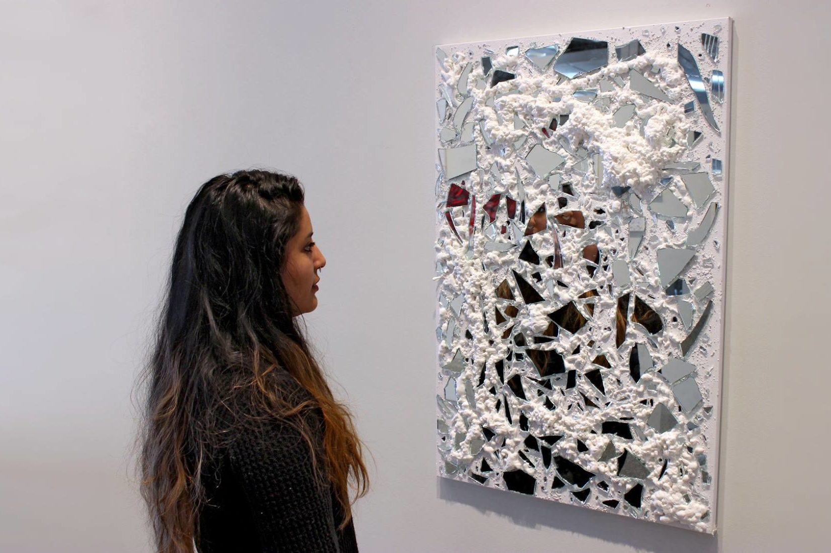 Rosa Areli Mendez - Senior Exhibition