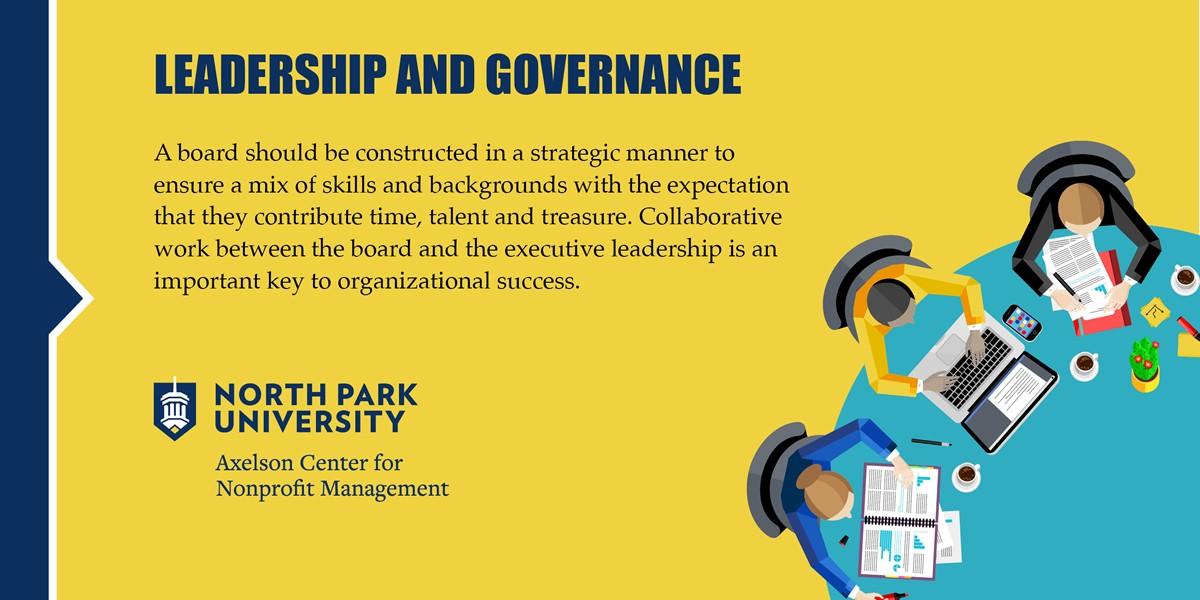 Axelson Center for Nonprofit Management - North Park University