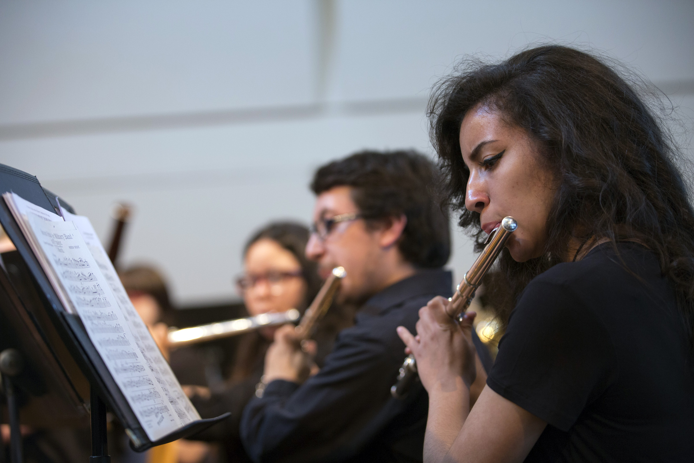Music Department featured image background