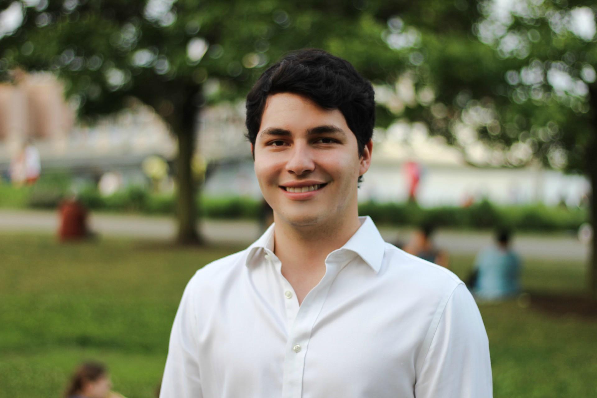 Alumni, Jorge Ortiz, describes why chose North Park.
