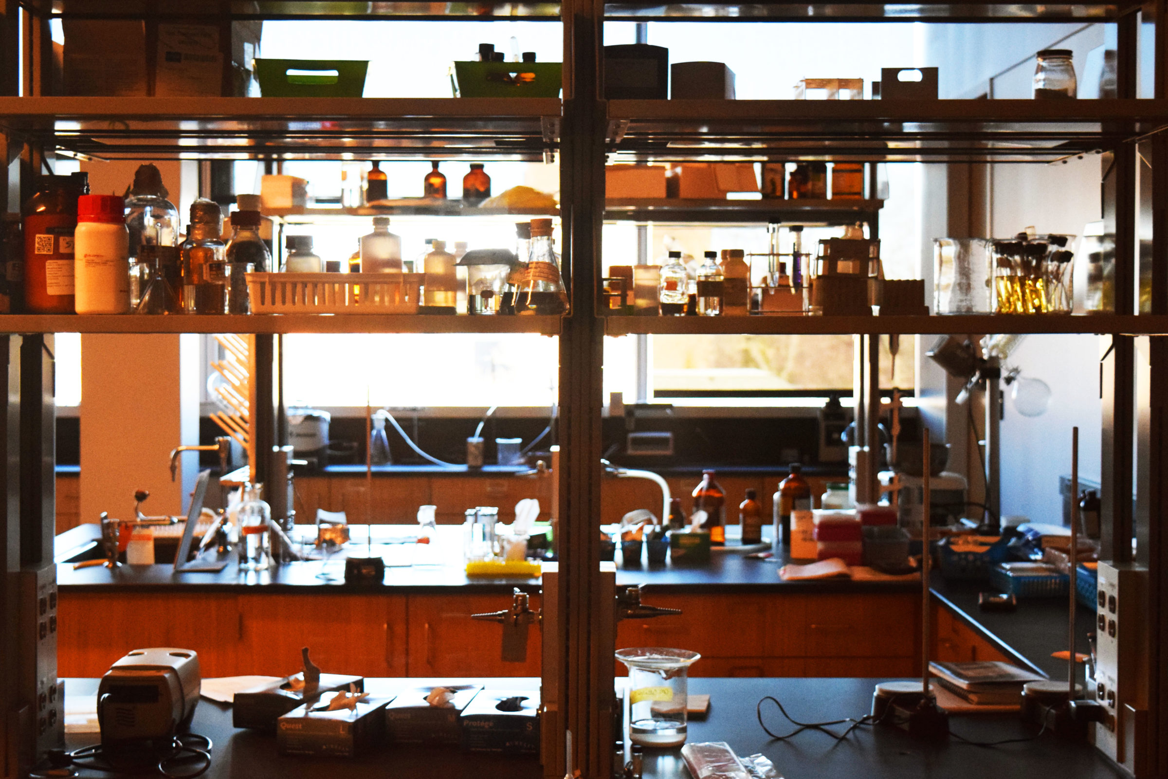 Chemistry and Biochemistry Department featured image background