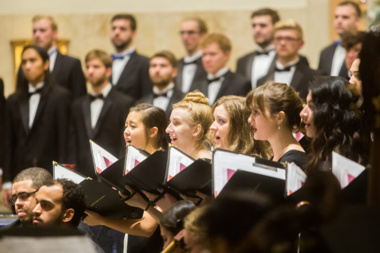 Fall Choral Concert: Stories of Isolation featured image background