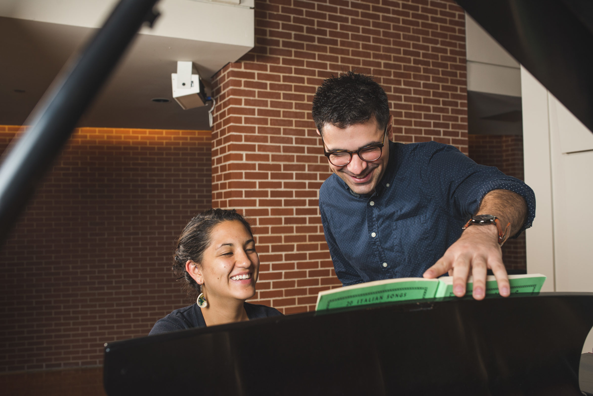 Master of Music in Collaborative Piano Program Requirements featured image background