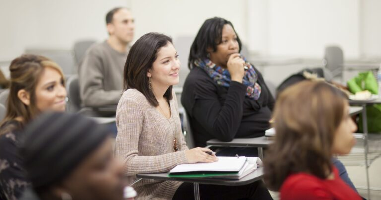 Students at School of Professional Studies Go the Full Distance featured image background
