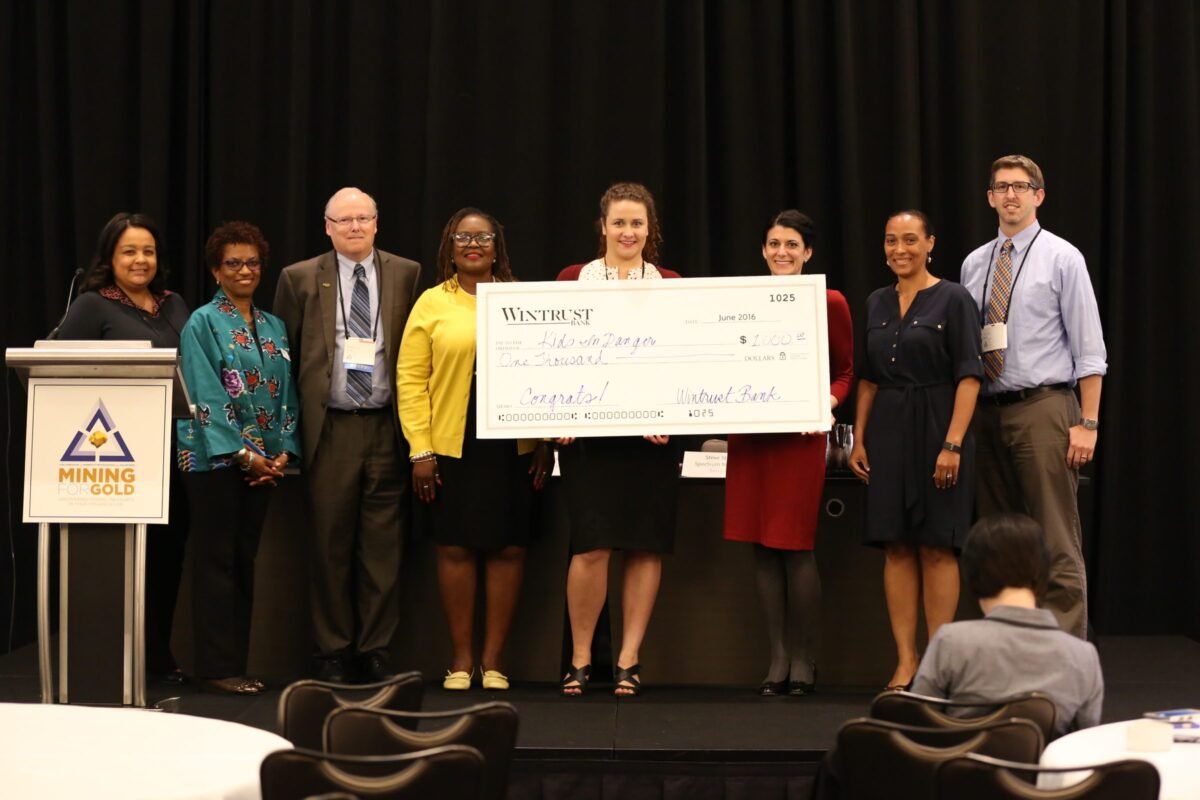 Nonprofit Management Awards Announced at Axelson Center Symposium