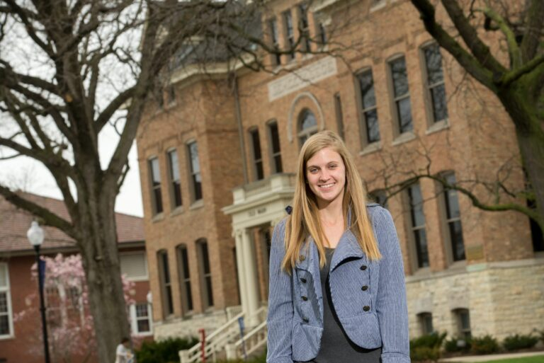 North Park University Named Among Top Fulbright Student Producing Institutions featured image background