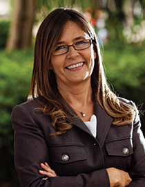 Patty Erickson, Master of Business Administration alumnus