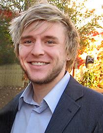 Nate Cercavschi, Pre-Physical Therapy alumnus