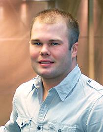 Kyle Edwards, Exercise Science alumnus