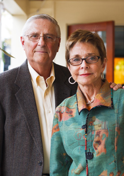 G. Timothy and Nancy Johnson