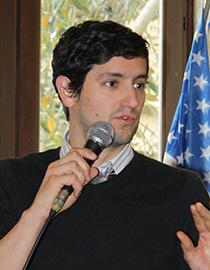 Dave D'Antonio, Philosophy alumnus