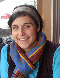 Anna Marshall, Psychology alumnus