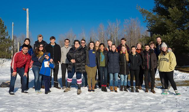 Writing and Hiking Retreat 2016