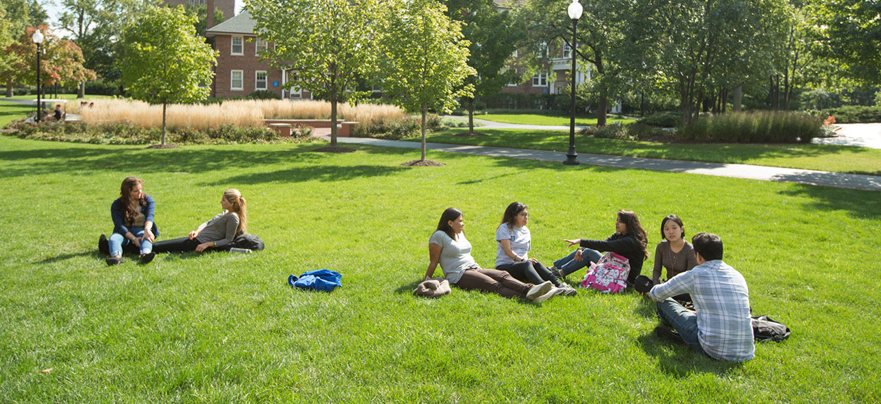 Giving to North Park Theological Seminary featured image background