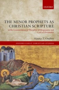 The Minor Prophets as Christian Scripture