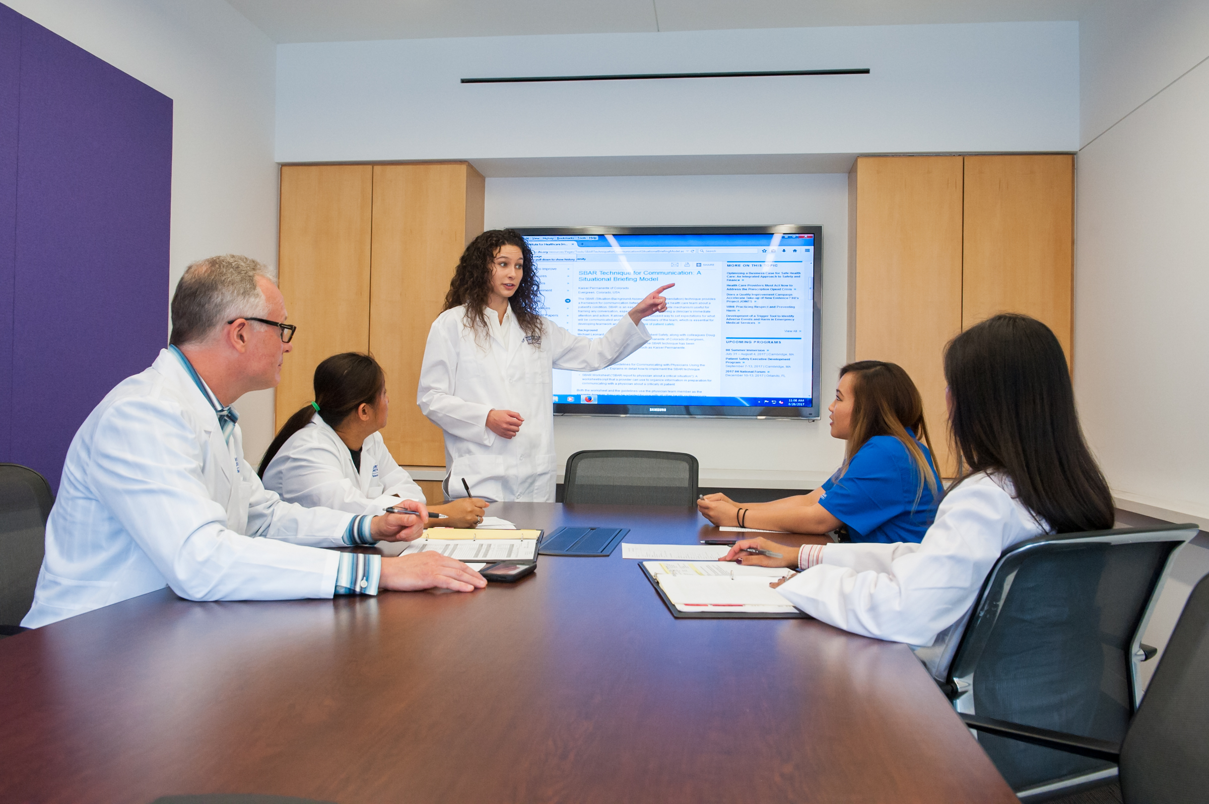 Doctor of Nursing Practice featured image background