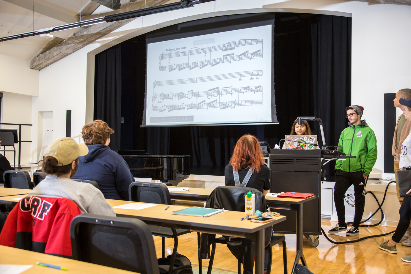 Music Education Student Learning Outcomes featured image background