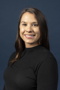 """""""Thank you for you generosity! Because of you I was able to make the most of my four years at North Park and have built relationships and memories that I will cherish for years to come."""" —Jacqueline Calba, Sociology and Spanish, C'20"""