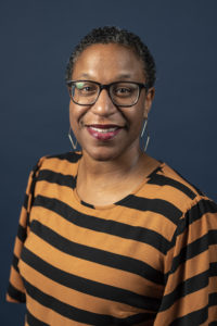 """""""Thank you! Your generosity has helped to develop not only my call to ministry, but it's helping in developing my personal formation."""" —Tiana Coleman, Master of Divinity, S'24"""
