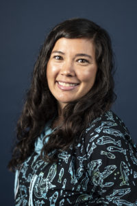 """""""Quyana, thank you so much, for supporting and pouring into the education of so many students who come through these doors. It would not be possible for me to attend North Park Theological Seminary if not for generous and supportive donors such as yourself."""" —Tricia Ivanoff, Master of Divinity and Master of Business Administration, S'22"""