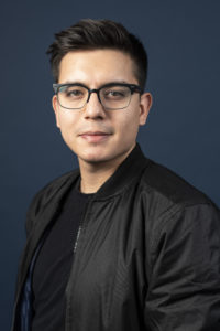 """""""With your support, going to college has become a possibility for me. I am very excited to be working towards a career in music and education. Thank you!"""" —Victor Guerrero, Music Education, C'21"""