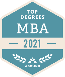 Top Degrees, MBA, 2021