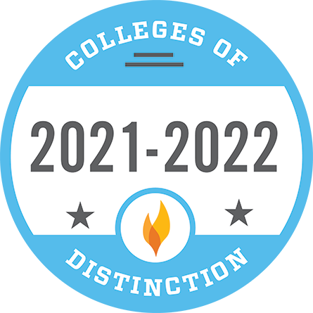 Colleges of Distinction 2021–2022